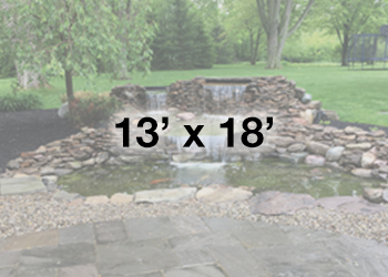 13' x 18' pond thumbnail k and a ponds ny
